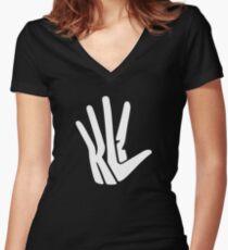 Kawhi Leonard Toronto Trikot Shirt mit V-Ausschnitt