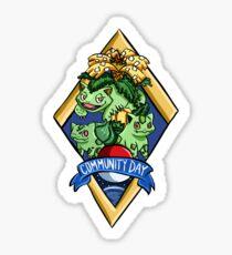 March Community Day Sticker Sticker