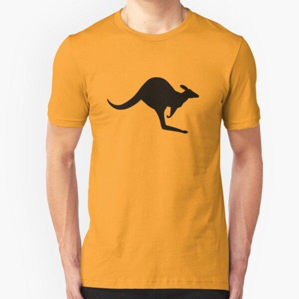 Australian Kangaroo Slim Fit T-Shirt