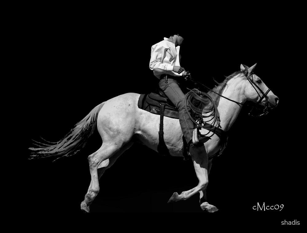 Shy Cowboy by shadis