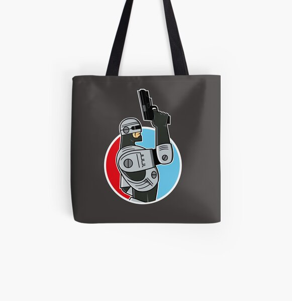 the machine All Over Print Tote Bag