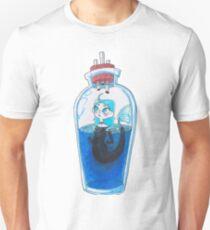 Bottled Mermaid Unisex T-Shirt