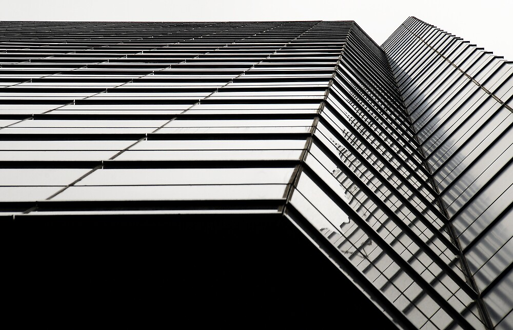 Architectural composition, Sydney, Australia by luvdusty