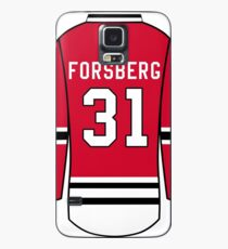 Anton Forsberg Jersey Case/Skin for Samsung Galaxy