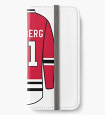 Anton Forsberg Jersey iPhone Wallet/Case/Skin