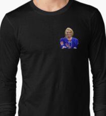 Margot Robbie New York Rangers Long Sleeve T-Shirt