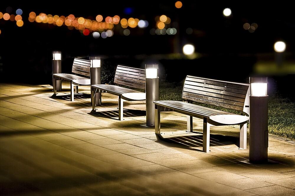 Citylights by Csaba Jekkel