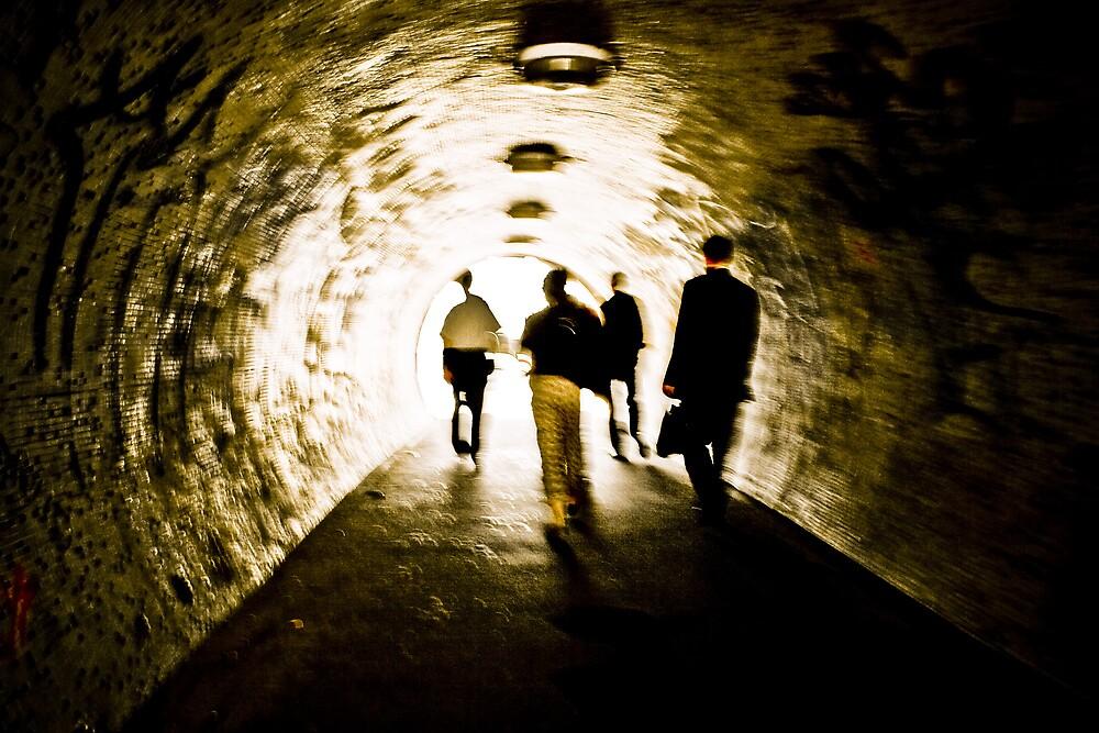 To the light by Csaba Jekkel