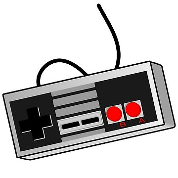 Nintendo controller by joshuanaaa