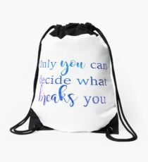 ACOTAR / ACOWAR - Rhysand and Feyre Drawstring Bag