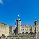 The Tower of London by hans peðer alfreð olsen