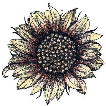 Yellow Sunflower  by Surrealist1