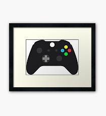 Xbox Controller  Framed Print
