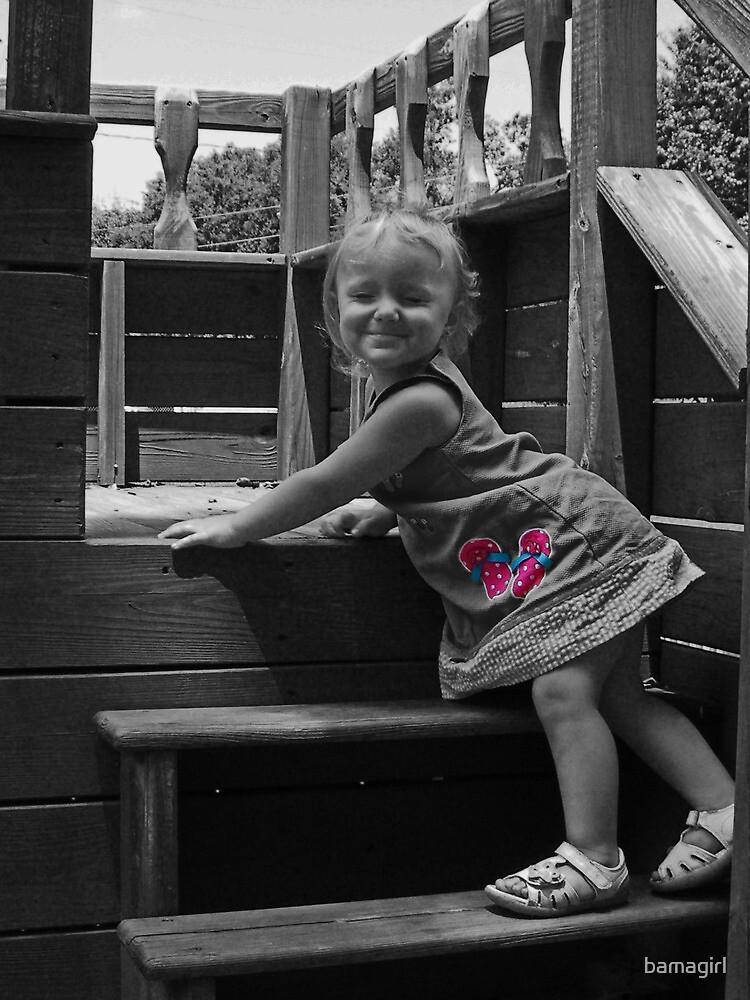 Little Cutie by bamagirl