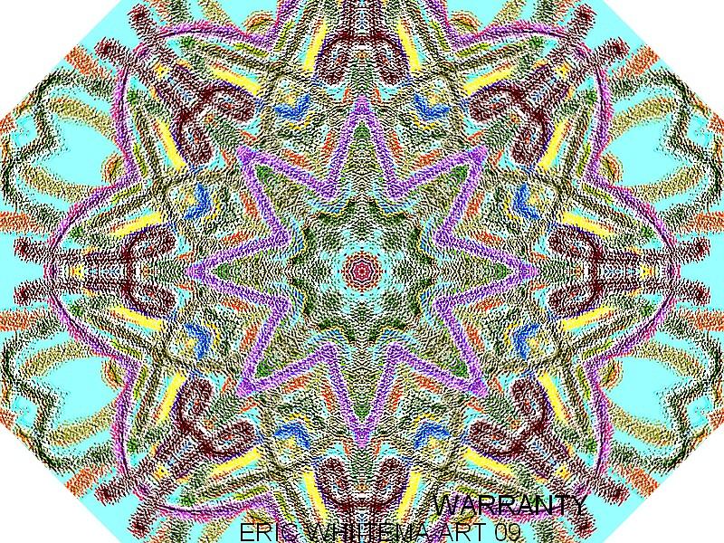 ( WARRANTY  )  ERIC WHITEMAN  by ericwhiteman