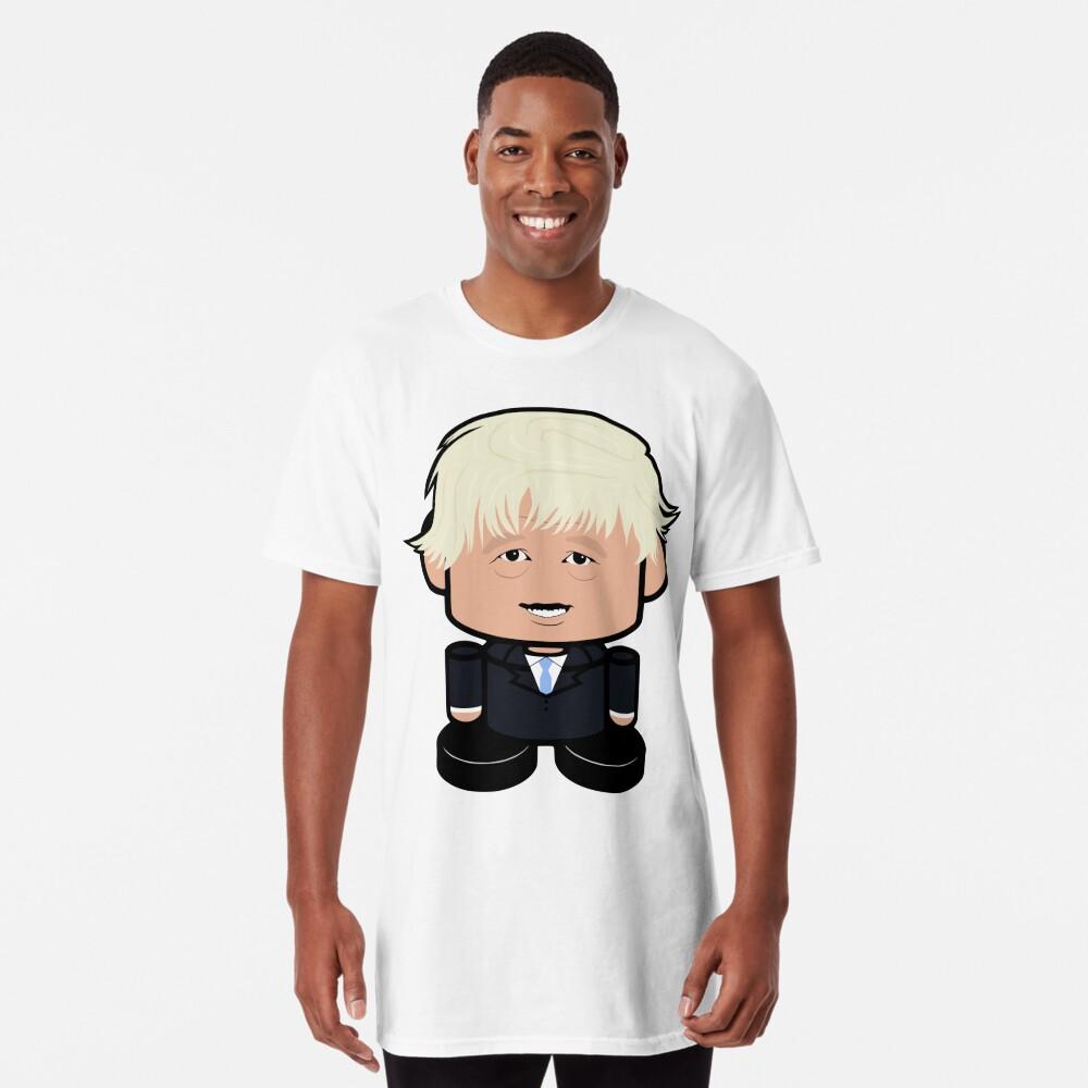 Bojo POLITICO'BOT Toy Robot Long T-Shirt