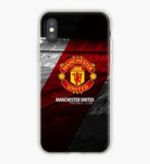 Manchester United 027 iPhone Case
