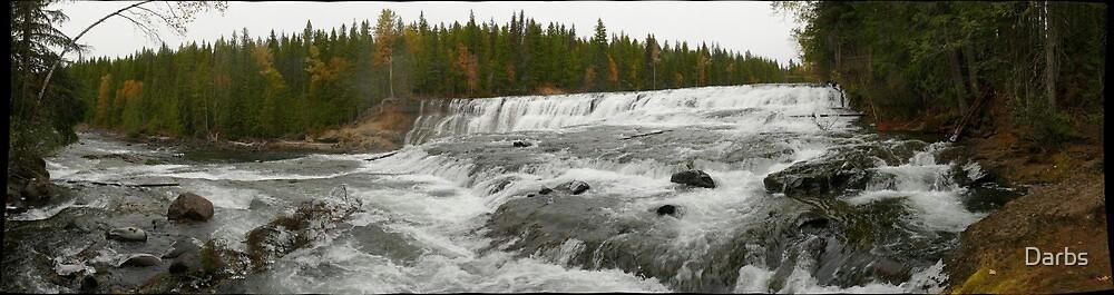 Dawson Falls...a Gigapan panorama by Darbs
