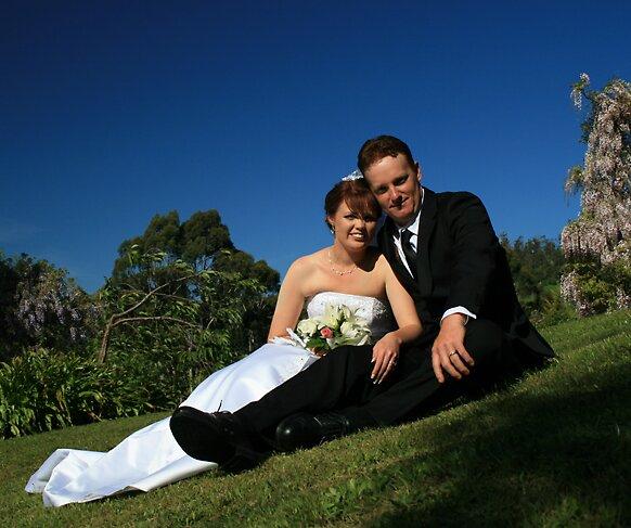 Garden Wedding @ http://www.villarett.com.au/ by cruisin4susan