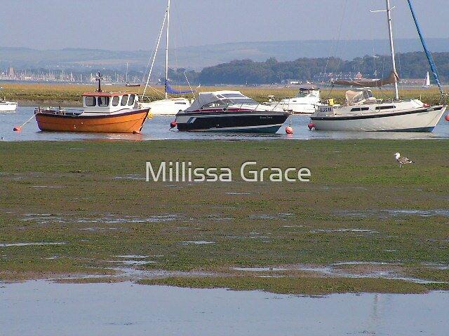 I Saw Three Ships by Millissa Grace