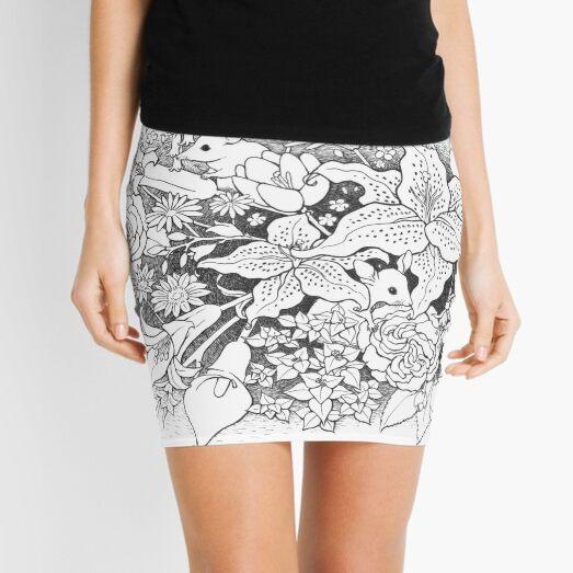 Bouquet Mini Skirt