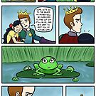 The Frog Prince by portsherry