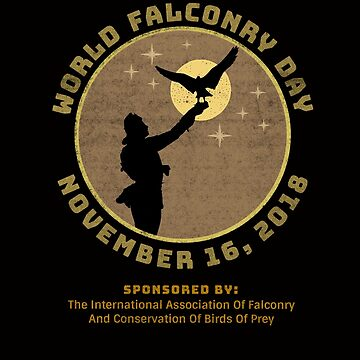 World Falconry Day November 16, 2018  by manbird