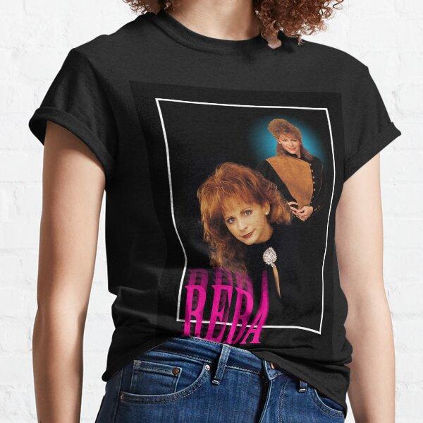 Reba Shirt Design Classic T-Shirt