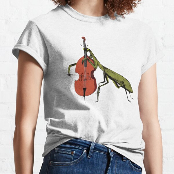 Talented Mantis  Classic T-Shirt