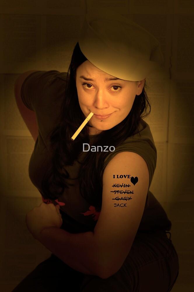 How you dewin by Danzo