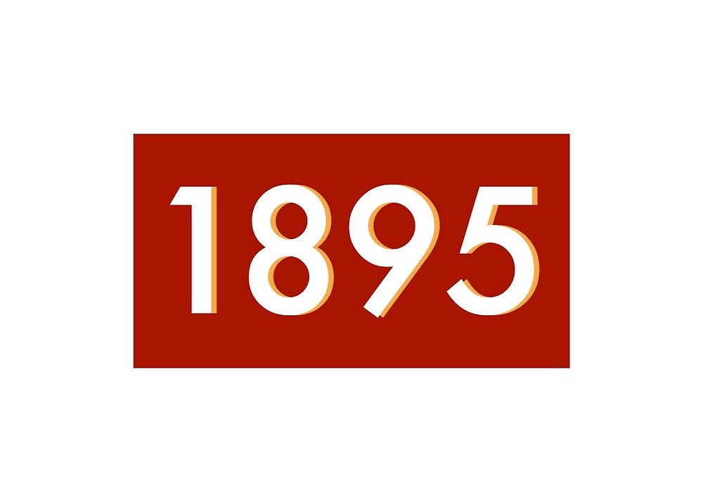 «1895» de Claire Chesnut