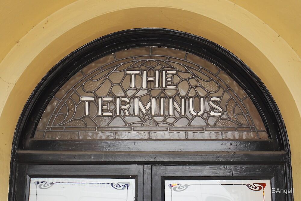 Terminus Doorway by SAngell