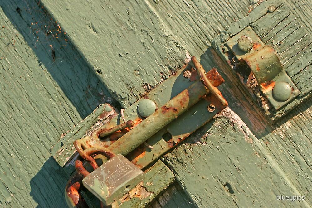 Locked by blueypics