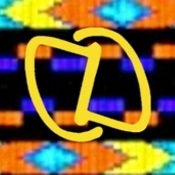 Tribal Stripe 3 by DahnDahlas