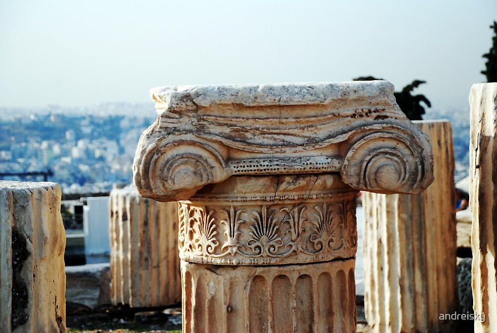 Ακρόπολη Αθηνών by andreisky