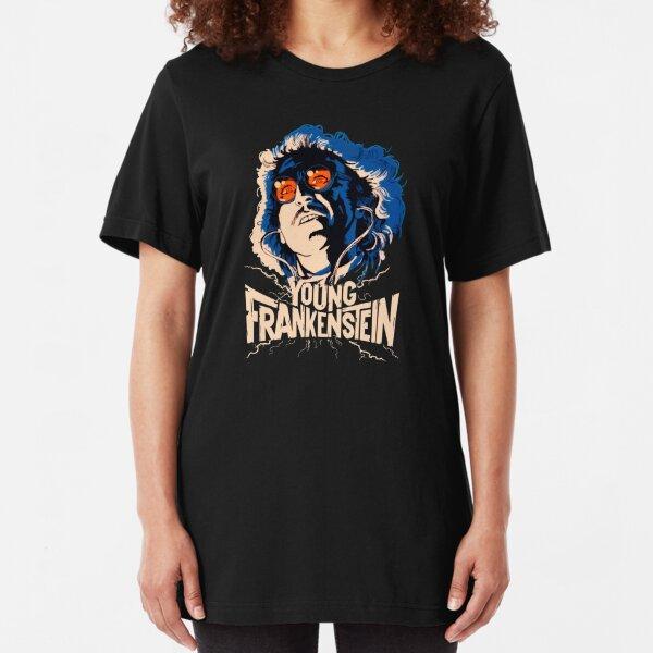 Frankenstein - Gene Wilder Slim Fit T-Shirt