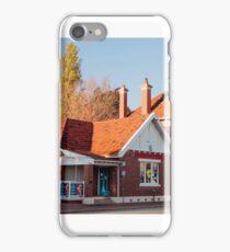 Old Pinjarra Heritage Listed Post Office iPhone Case/Skin