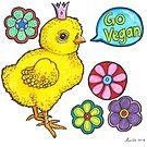 Vegan Chick by Lynda Bell