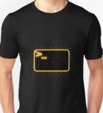 Bash terminal golden Gold Unisex T-Shirt