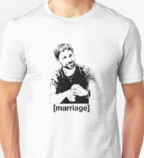 Der Vorschlag - Englisch Ver. [Ehe] Slim Fit T-Shirt