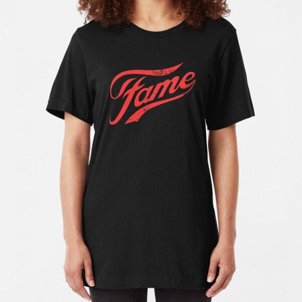 Fame - TV Shows Slim Fit T-Shirt