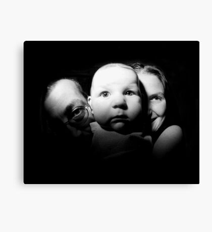 New Family Canvas Print