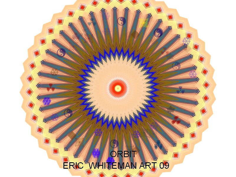 ( ORBIT )  ERIC WHITEMAN  by ericwhiteman