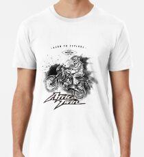 Honda Africa Twin Männer Premium T-Shirts
