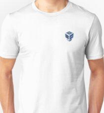 Virtualbox logo Unisex T-Shirt