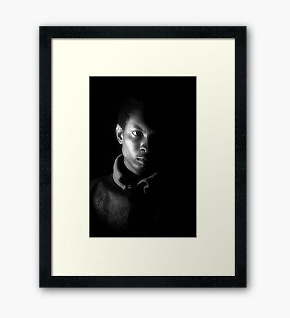 Self Portrait Framed Print