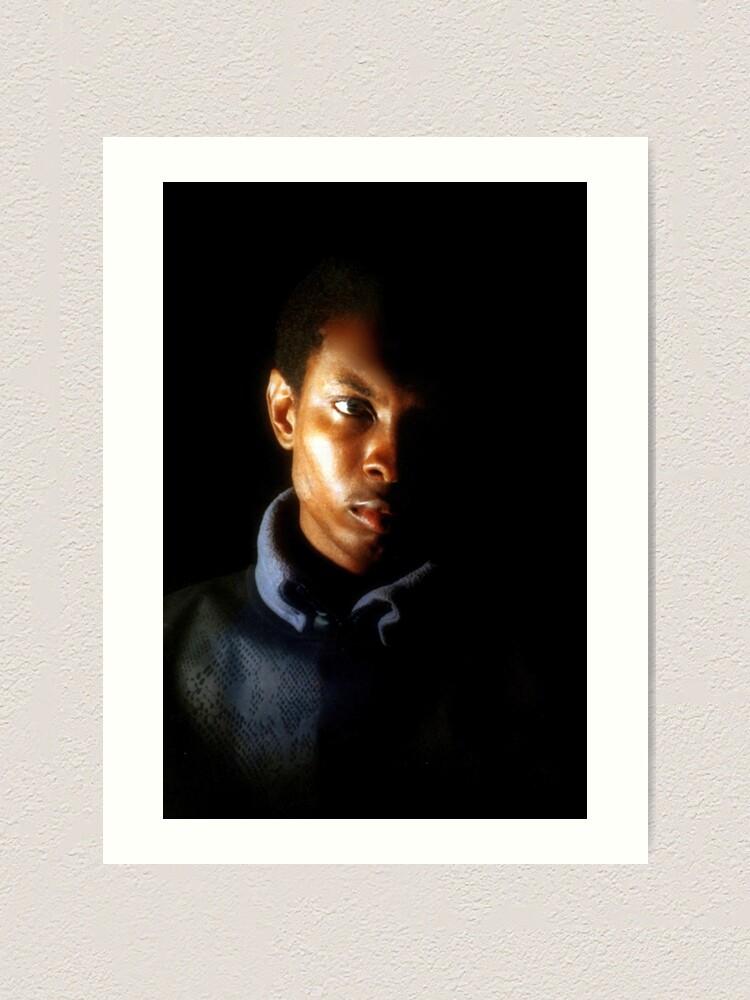 Alternate view of Self Portrait Art Print
