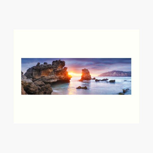 Bridgewater Bay, Mornington Peninsula, Victoria, Australia Art Print