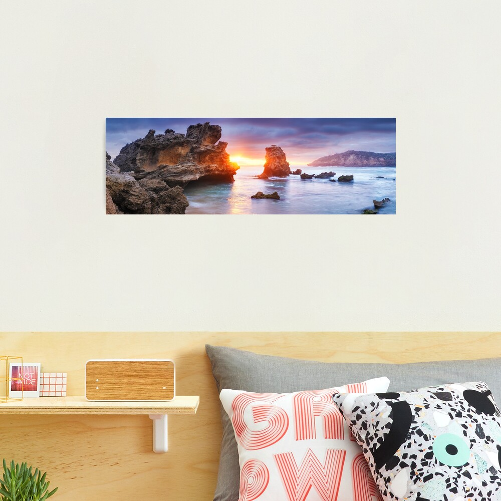 Bridgewater Bay, Mornington Peninsula, Victoria, Australia Photographic Print