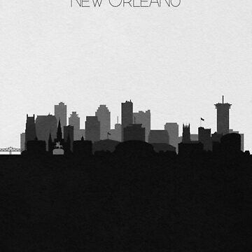 Travel Posters   Destination: New Orleans by geekmywall